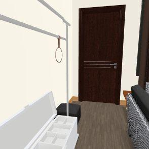后里-rotate Interior Design Render
