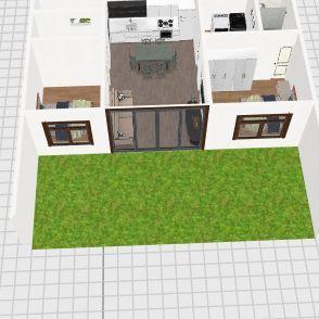 jr diseño Interior Design Render