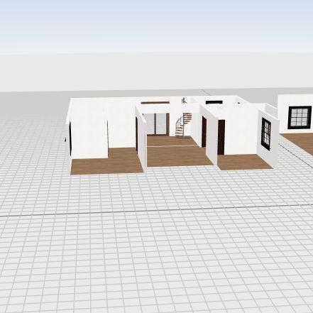 dom2 Interior Design Render
