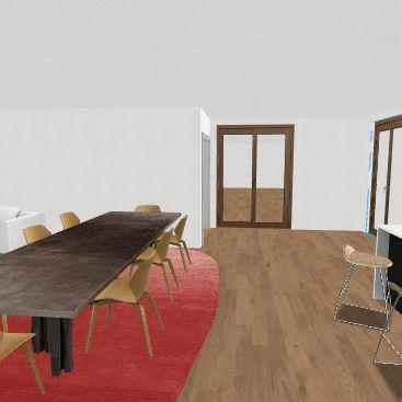 manor rock1a Interior Design Render