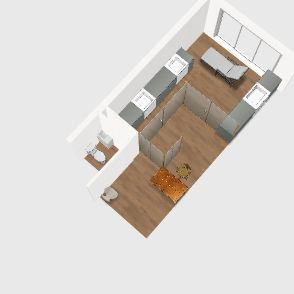 consultorio-o3 Interior Design Render