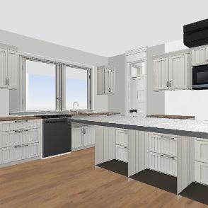 Kirks home 3 Interior Design Render