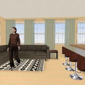 cabin bottom 2 Interior Design Render