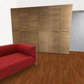 AZ02 Interior Design Render