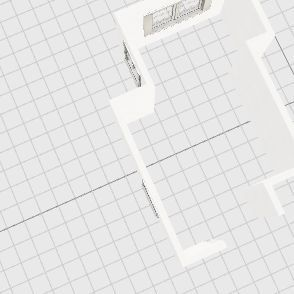 Living/Dining Room - Template 1 Interior Design Render
