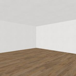 Green Residence Interior Design Render
