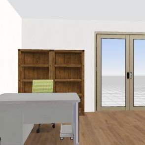 LBPH Reading Room Interior Design Render