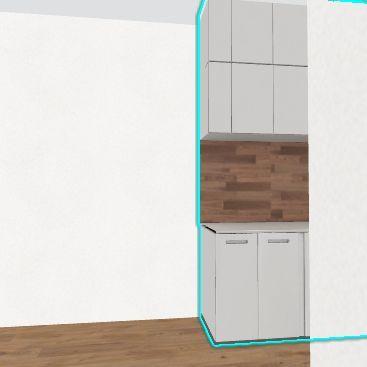 mama house2 Interior Design Render