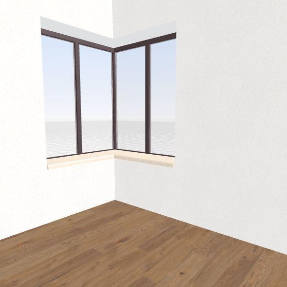 Fresh Tiny Home Interior Design Render