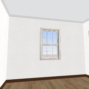 Sophies Room Interior Design Render
