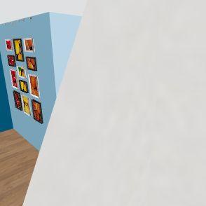 Genua_4th floor_V2 Interior Design Render