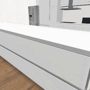 Basic Home style Interior Design Render
