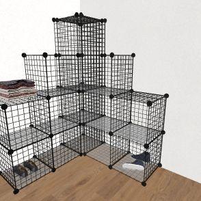 jacobs house Interior Design Render