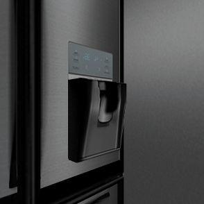 Extension courette entrée dépendance version 1 Interior Design Render