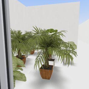 Casa Alfenas 2 Interior Design Render