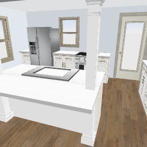 Nany's Interior Design Render