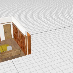 Quarto Catarina A Interior Design Render