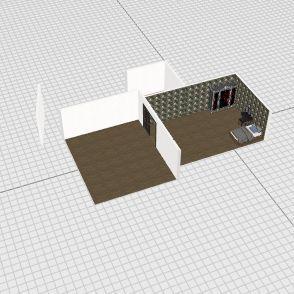 Riley's home design Interior Design Render