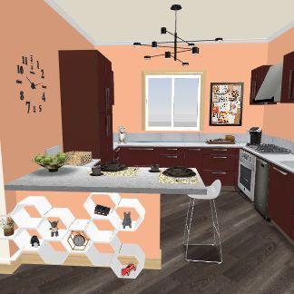 Casa Ema 3 Interior Design Render