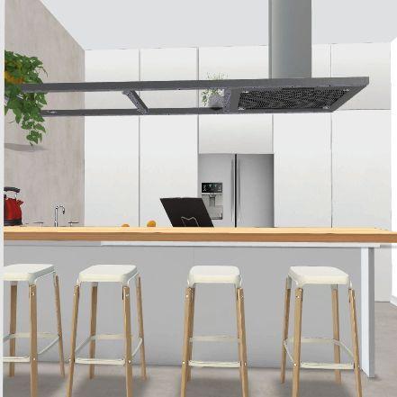 CASA_test Interior Design Render