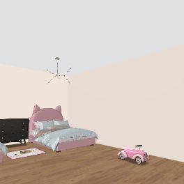 Emiya house Interior Design Render