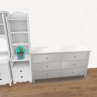 Trzeci Domek Interior Design Render
