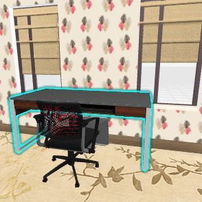 my bedrooom Interior Design Render
