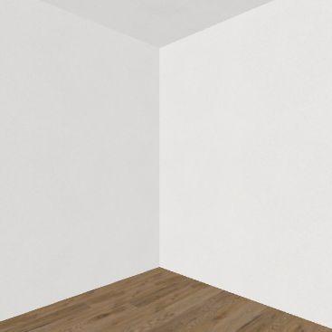 Option J Shower in Corner Interior Design Render