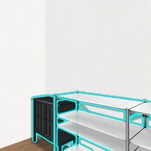 stan sadasnji 2 Interior Design Render