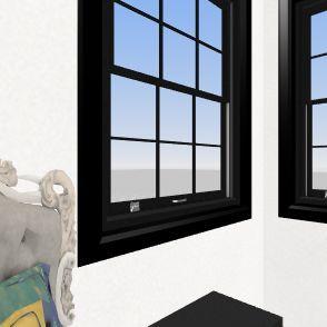 Maria bedroom 3 Interior Design Render