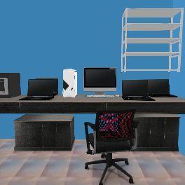 Stem Lab Interior Design Render