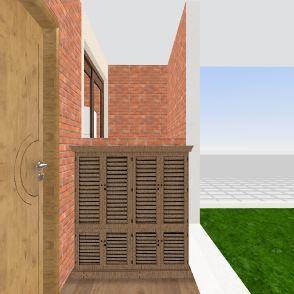 praia3 Interior Design Render