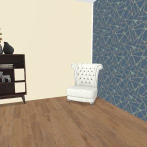 Family floor plan Interior Design Render
