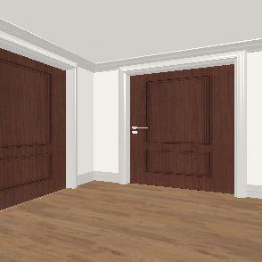 110023-11011 Small Or Large Master Bedroom Suite Plaza. Interior Design Render