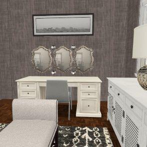 Casa Gallega 2nd Floor Backup Interior Design Render