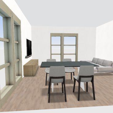 mieszkanko2 Interior Design Render