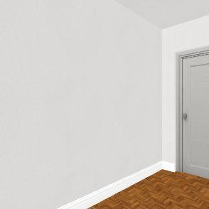 Casita sin muebles Interior Design Render