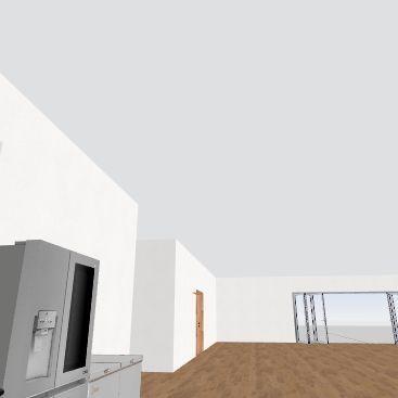 cool place Interior Design Render