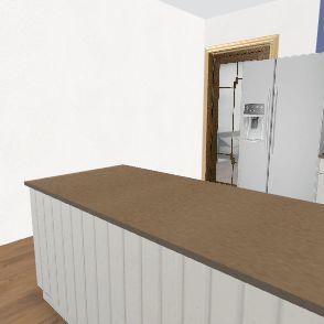 My final designs Interior Design Render