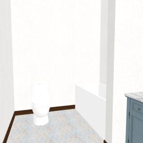 bathroom b Juan Esparza Interior Design Render