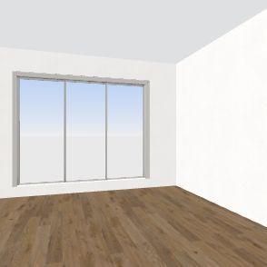 projekt 2 Interior Design Render