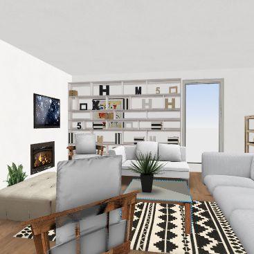 Perkelta virtuve2 Interior Design Render