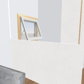 Błażejewo Interior Design Render