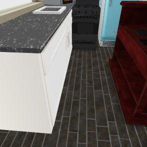 Dpto.04 Interior Design Render