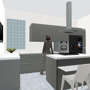 Pegli, GENOVA Interior Design Render