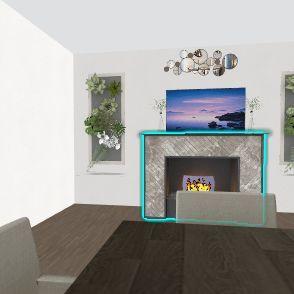 my dining room Interior Design Render