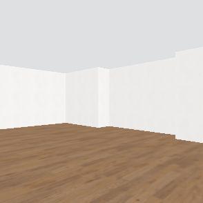mejas house Interior Design Render