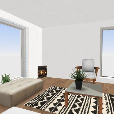 Perkelta virtuve3 Interior Design Render