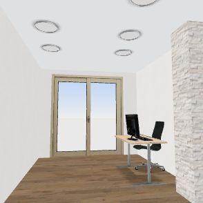 Prostor + dimenzije Interior Design Render