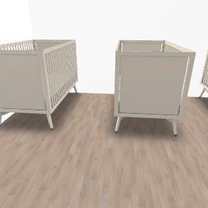 childcare Interior Design Render